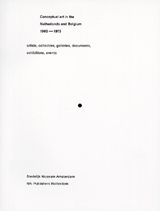 Conceptual Art In The Netherlands And Belgium 1965-1975