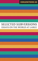 Conjunctions: 46, Selected Subversions