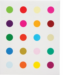 Damien Hirst: The Complete Spot Paintings, 1986–2011