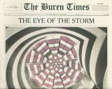 Daniel Buren: Eye Of The Storm