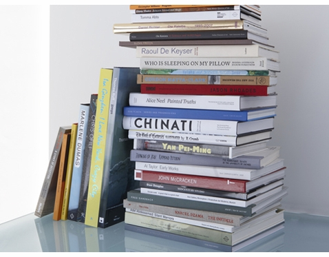 DAVID ZWIRNER ANNOUNCES SECOND ANNUAL SUMMER POP-UP BOOKSTORE
