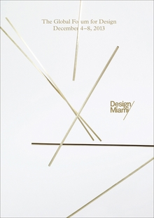 Design Miami 2013 Catalogue
