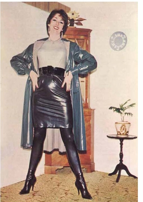 """Featured image is from <a href=""""9780956356239.html"""">Dressing for Pleasure in Rubber, Vinyl & Leather : The Best of Atomage 1972-1980</a>, published by FUEL."""