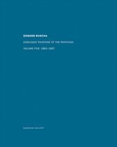Ed Ruscha: Catalogue Raisonn� of the Paintings, Vol. 5