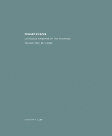 Ed Ruscha: Catalogue Raisonn� of the Paintings, Volume II