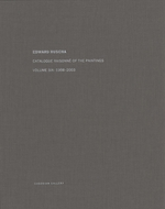 Ed Ruscha: Catalogue Raisonn� of the Paintings Volume Six