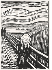 Edvard Munch: Archetypes, The Scream