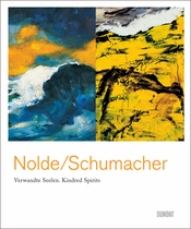 Emil Nolde & Emil Schumacher: Kindred Spirits