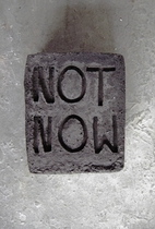 Esther Kl�s: Not Now