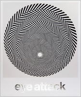 Eye Attack: Op Art and Kinetic Art 1950�1970