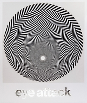Eye Attack: Op Art and Kinetic Art 1950–1970