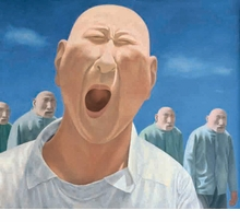 Fang Lijun: The Precipice Over the Clouds