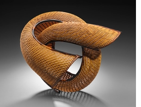 Featured image is reproduced from <I>Fired Earth, Woven Bamboo</I>.
