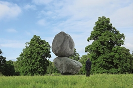 Featured image is reproduced from <I>Fischli & Weiss: Rock on Top of Another Rock</I>.