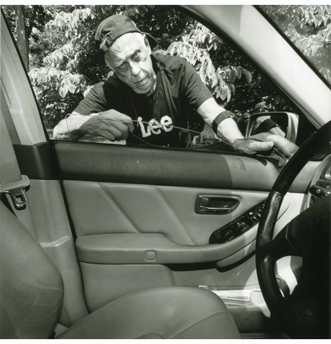 Five Decades of Photographer Lee Friedlander�s Monographs at Pratt Institute