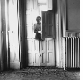Featured image is reproduced from <I>Francesca Woodman</I>.
