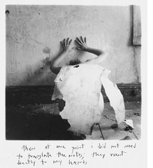 Francesca Woodman at SFMOMA