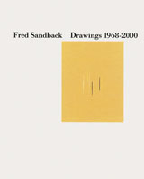 Fred Sandback: Drawings 1968-2000