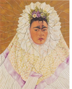 Featured image is reproduced from <I>Frida & Diego: Passion, Politics and Painting</I>.