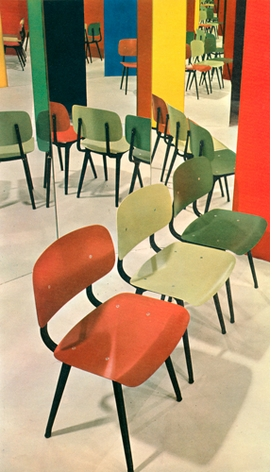 Featured image is reproduced from <I>Friso Kramer's Chair</I>/