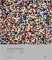 Gerhard Richter: Catalogue Raisonné, Volume 2