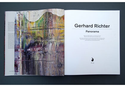 Gerhard Richter: Panorama, Reviewed in The New York Times Paper Gallery