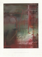Gerhard Richter Poster Number 10: Abstract Painting, 2004