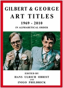 Gilbert & George: Art Titles