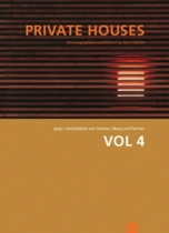 GMP: Volumes Volume 4 Private Houses