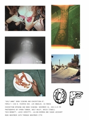 GOLF WANG: ODD FUTURE Book Signing and Exhibition