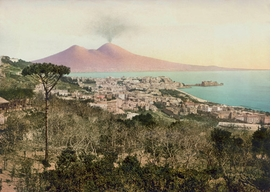 Featured image is reproduced from <I>Grand Tour: A Photographic Journey Through Goethe's Italy</I>.