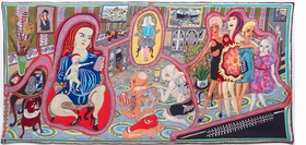 "Featured image, ""The Adoration of the Cage Fighters,"" is reproduced from <I>Grayson Perry: The Vanity of Small Differences</I>."