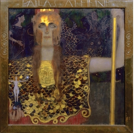 Featured image is reproduced from <I>Gustav Klimt: Expectation and Fulfillment</I>.