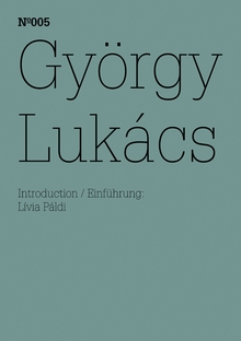 Gy�rgy Luk�cs: Notes on Georg Simmel's Lessons 1906-07