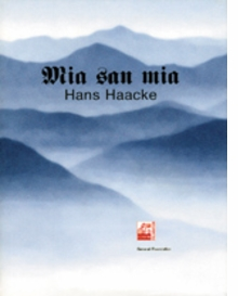 Hans Haacke: We Are Who We Are