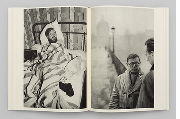 Henri Cartier-Bresson: The Decisive Moment, Christian Bérard, Jean-Paul Sartre