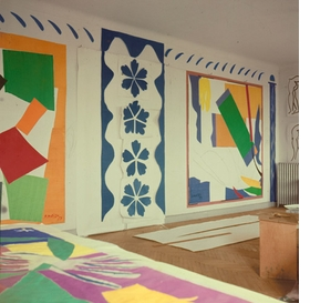 Featured photograph, by Lydia Delectorskaya, � 2013 Succession H. Matisse, is reproduced from <I>Henri Matisse: The Cut-Outs</I>.
