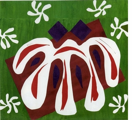 "Henri Matisse: ""Two Masks (The Tomato)""  (1947)"