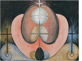 Featured image is reproduced from <I>Hilma af Klint: A Pioneer of Abstraction</I>.