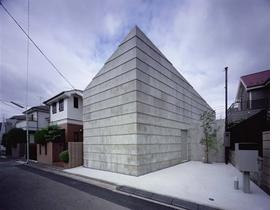 "Featured image, of Masahiro Harada's ""Rainy Sunny"" house in Suginami-ku, Tokyo, is reproduced from <I>How to Make a Japanese House</I>."