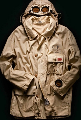 Featured image, of the Mille Miglia jacket, is reproduced from <I>Ideas from Massimo Osti</I>.