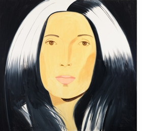 Featured painting, by Alex Katz, is reproduced from <I>Invented Symbols</I>.