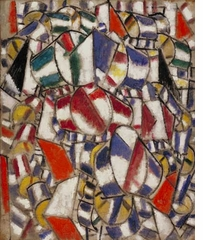 Inventing Abstraction, 1910-1925: 'A Dizzying, Magisterial Cornucopia'
