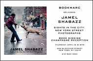 Jamel Shabazz to Launch 'Sights in the City' at BOOKMARC