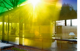 "Featured image is reproduced from <a href=""9788862081610.html"">James Welling: Glass House</a>."