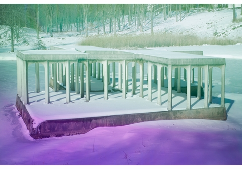 James Welling: Glass House
