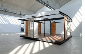 Featured image is reproduced from <I>Jean Prouv�: Maison D�montable 6x6 Demountable House</I>.