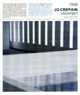 Jo Crepain: Architect