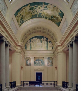 Featured image is reproduced from <I>John Singer Sargent: Murals in the Museum of Fine Arts, Boston</I>.