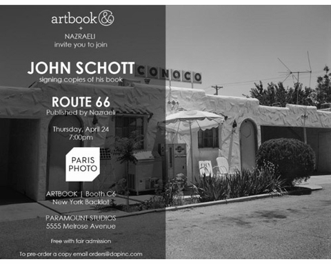 Join ARTBOOK at Paris Photo 2014!